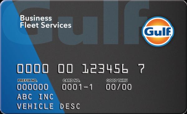 Gulf Business Fleet Card